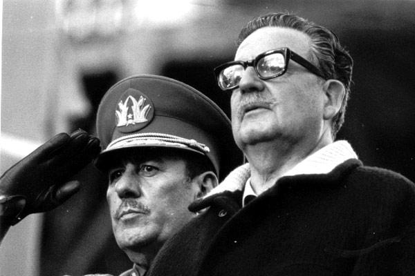allende-Pinochetяя