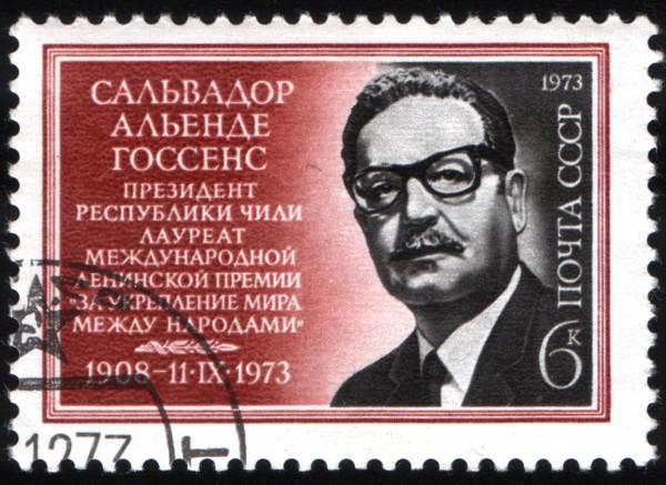 USSR_stamp_Salvador_Allende_1973_6k-600x437