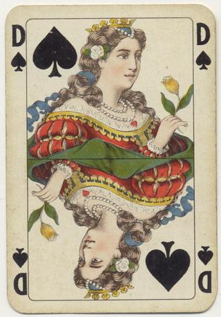 рассказ играли в карты