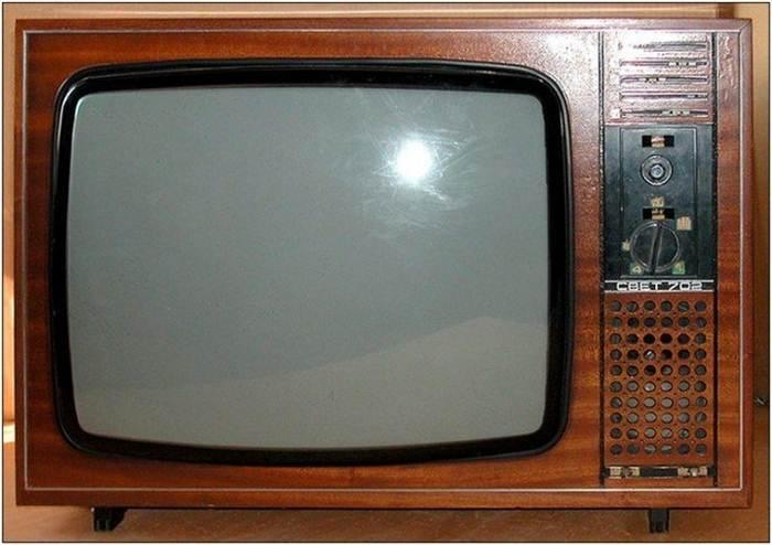Фотография 9. Телевизоры из СССР.