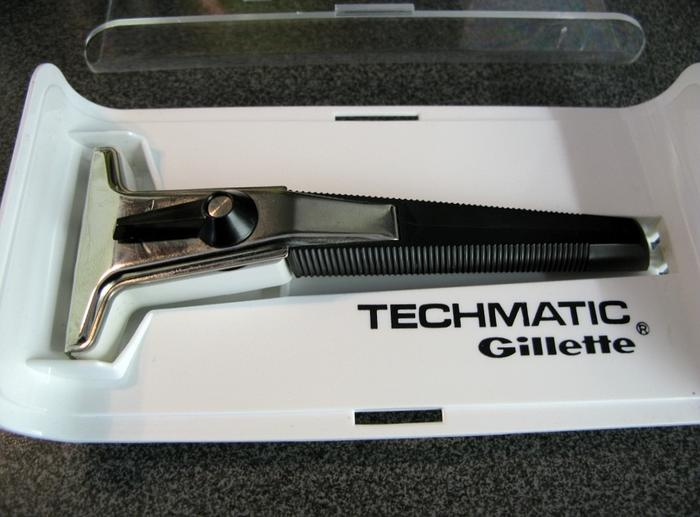Gillette Techmatic   (7)