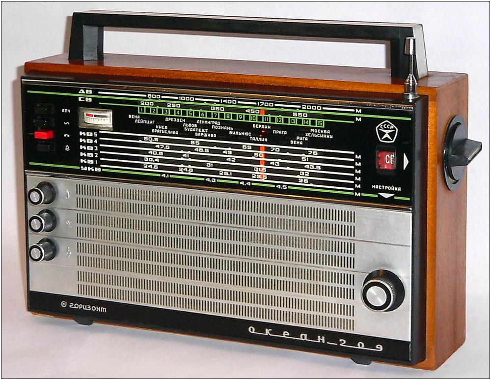 комп ловит радио