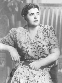92130-i_052Третья жена маршала – Мария Васильевна Буденная.