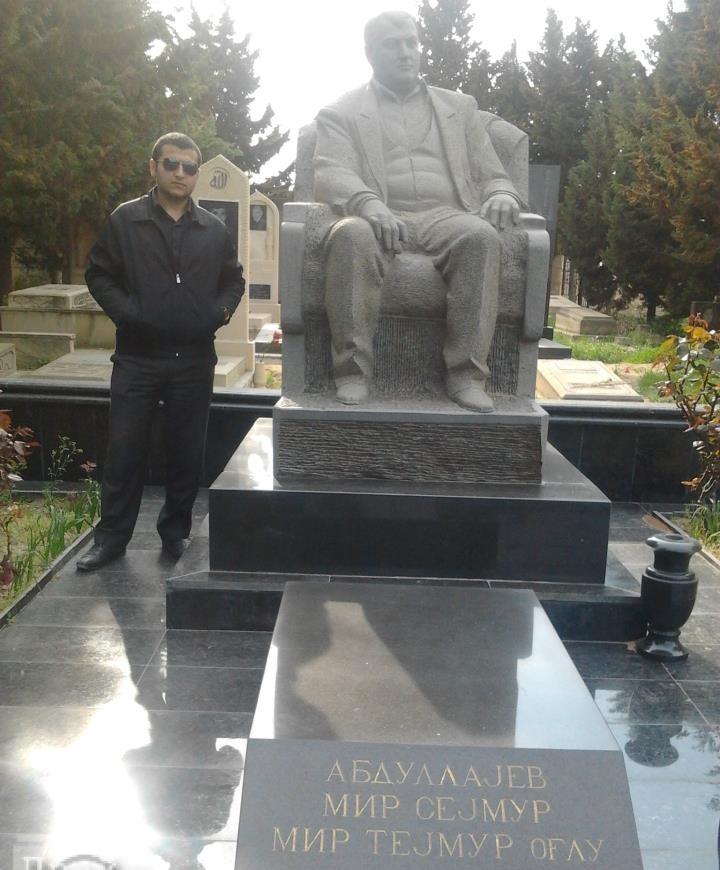 Абдуллаев Мирсеймур Миртеймур-оглы (Сеймур Нардаранский)