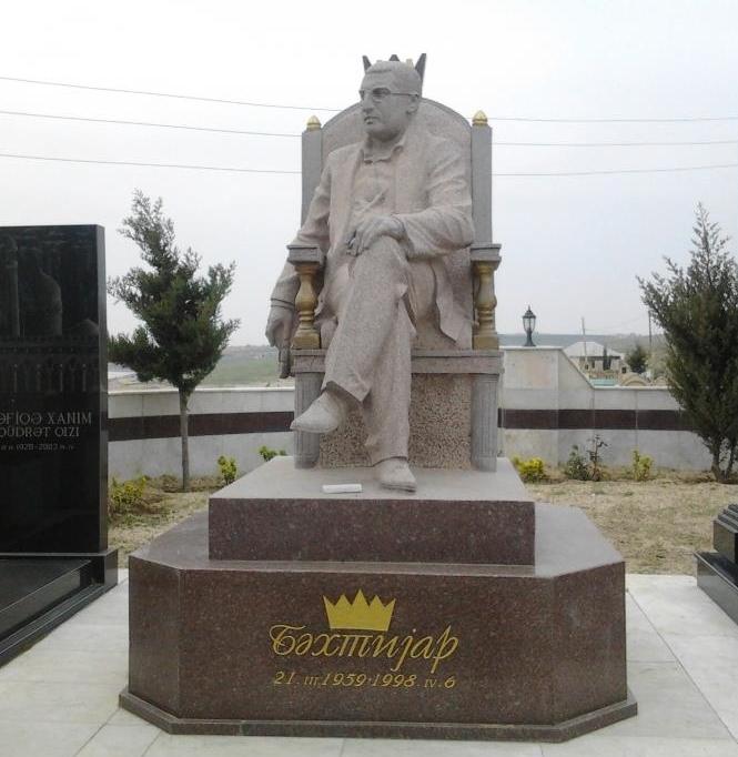 Керимов Бахтияр Агабаба оглы (Бахо Новханинский)