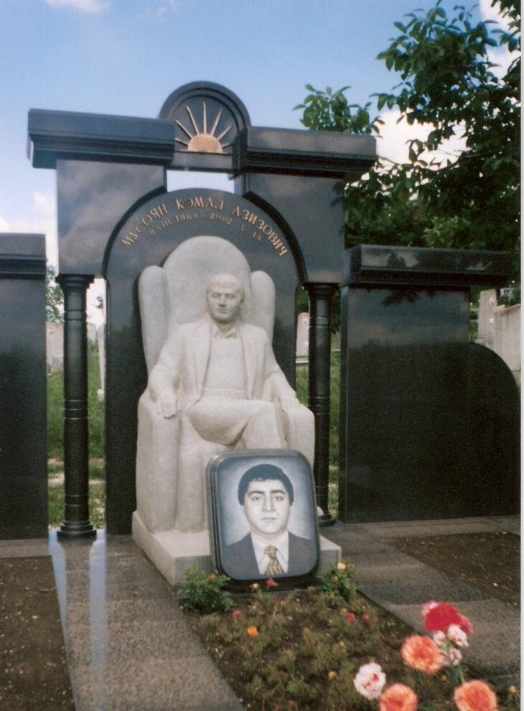 Мусоян Камал Азизович (Кэмел)