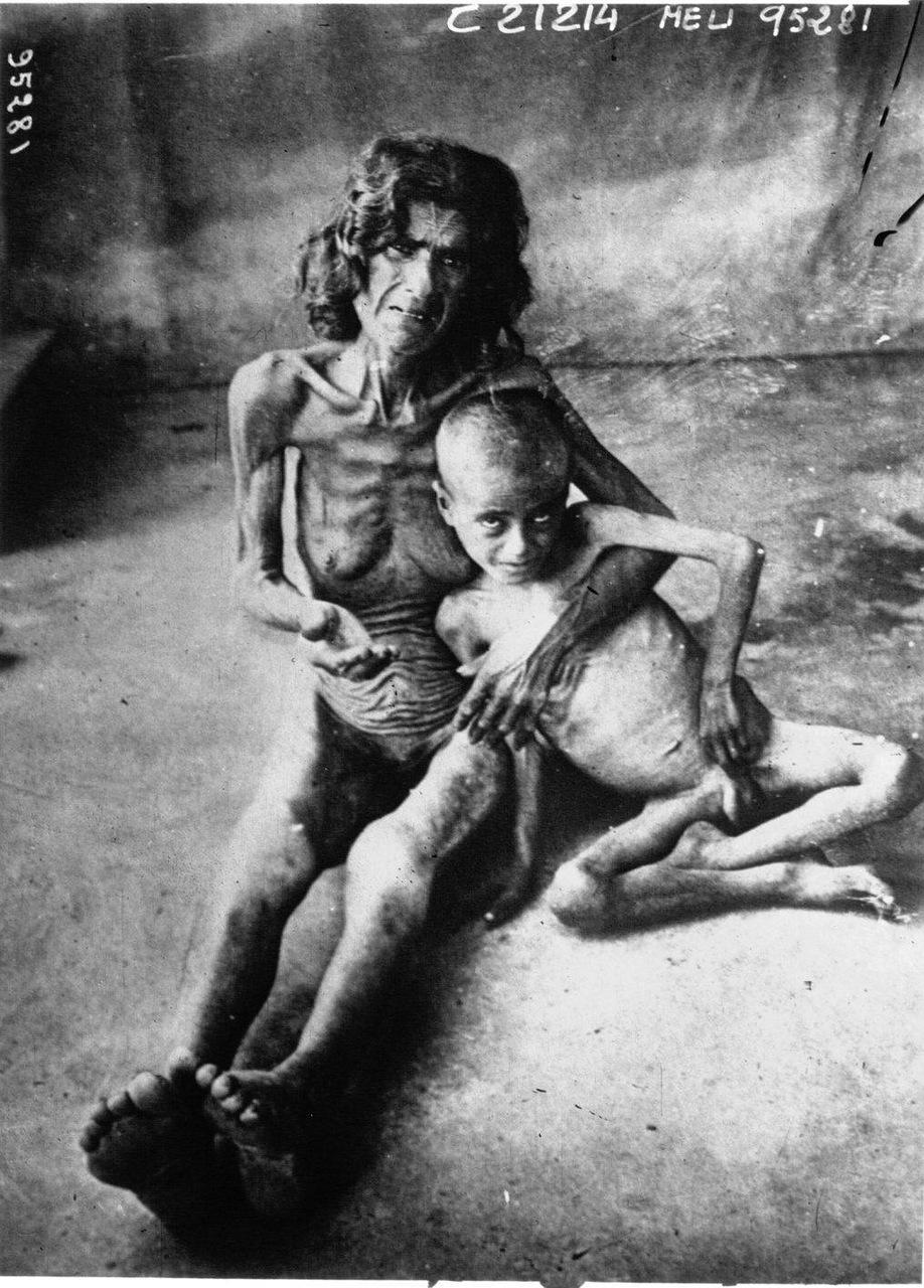 171922. Голод в России