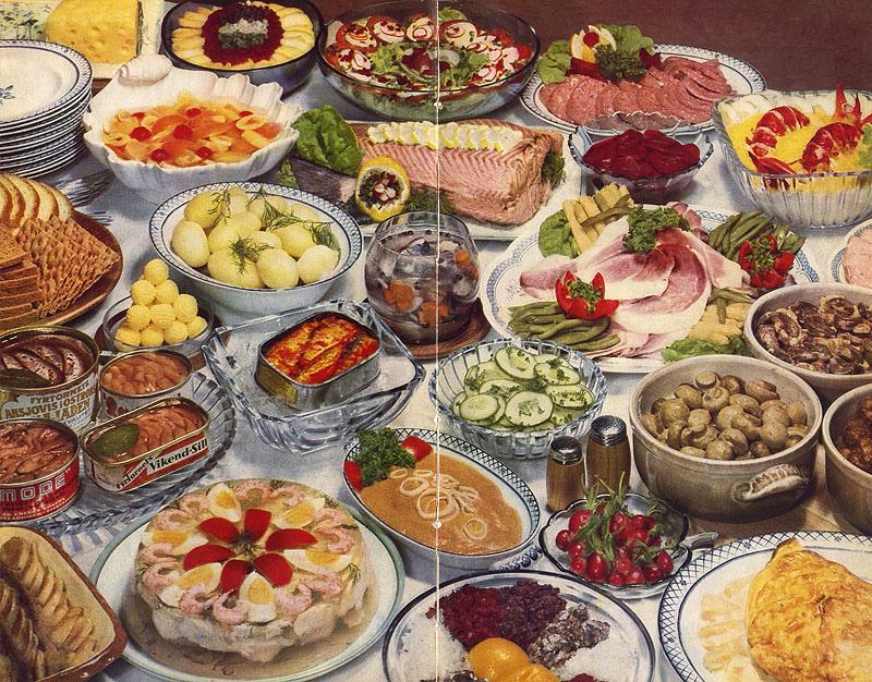 6075686908_c49cf7e49e_bSwedish Food (1), 1957