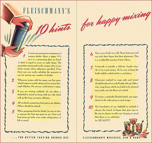 6160283927_2baa83d26e_oMixer's Manual, 1947