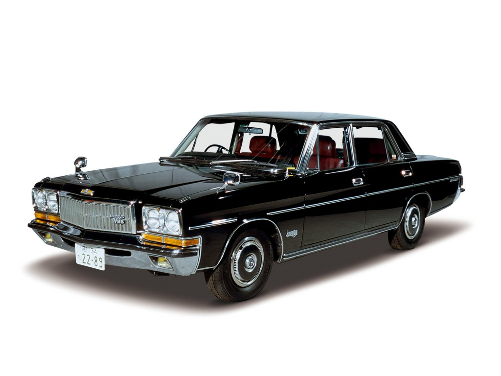 Nissan-President-Sedan-1973-1024x768