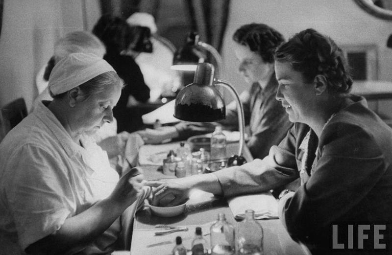 Советские женщины глазами американского журналиста.