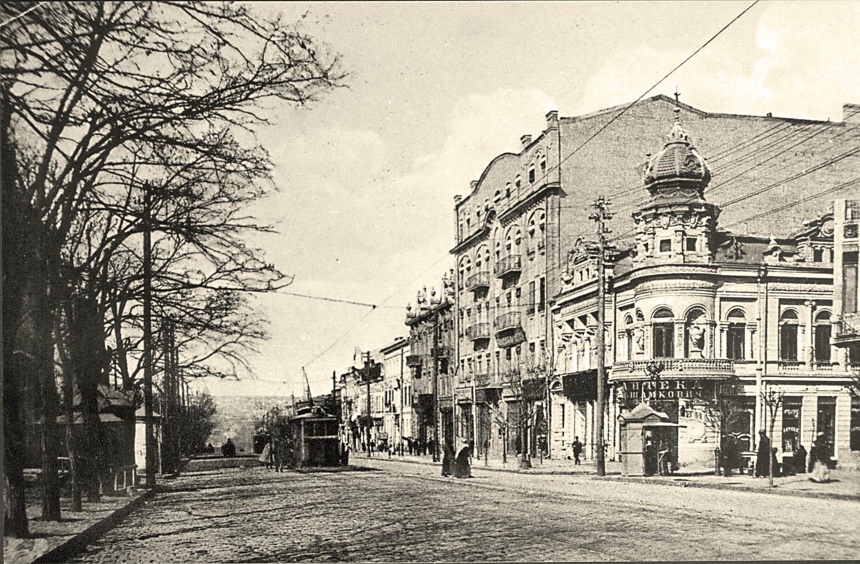 8Большая Садовая улица.
