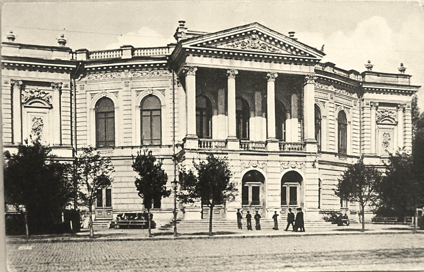 49Городской театръ.
