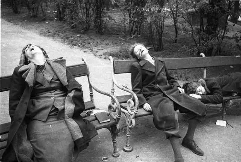 Агония Третьего рейха. Австрия. Вена. Весна 45-го
