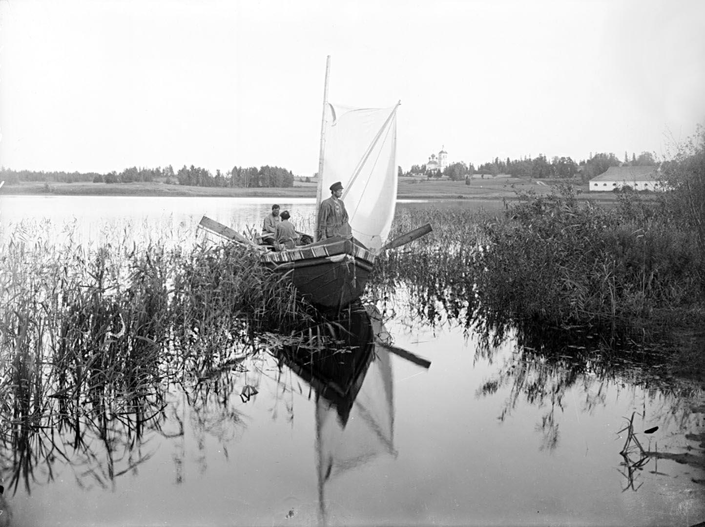 история деревни рыбаки
