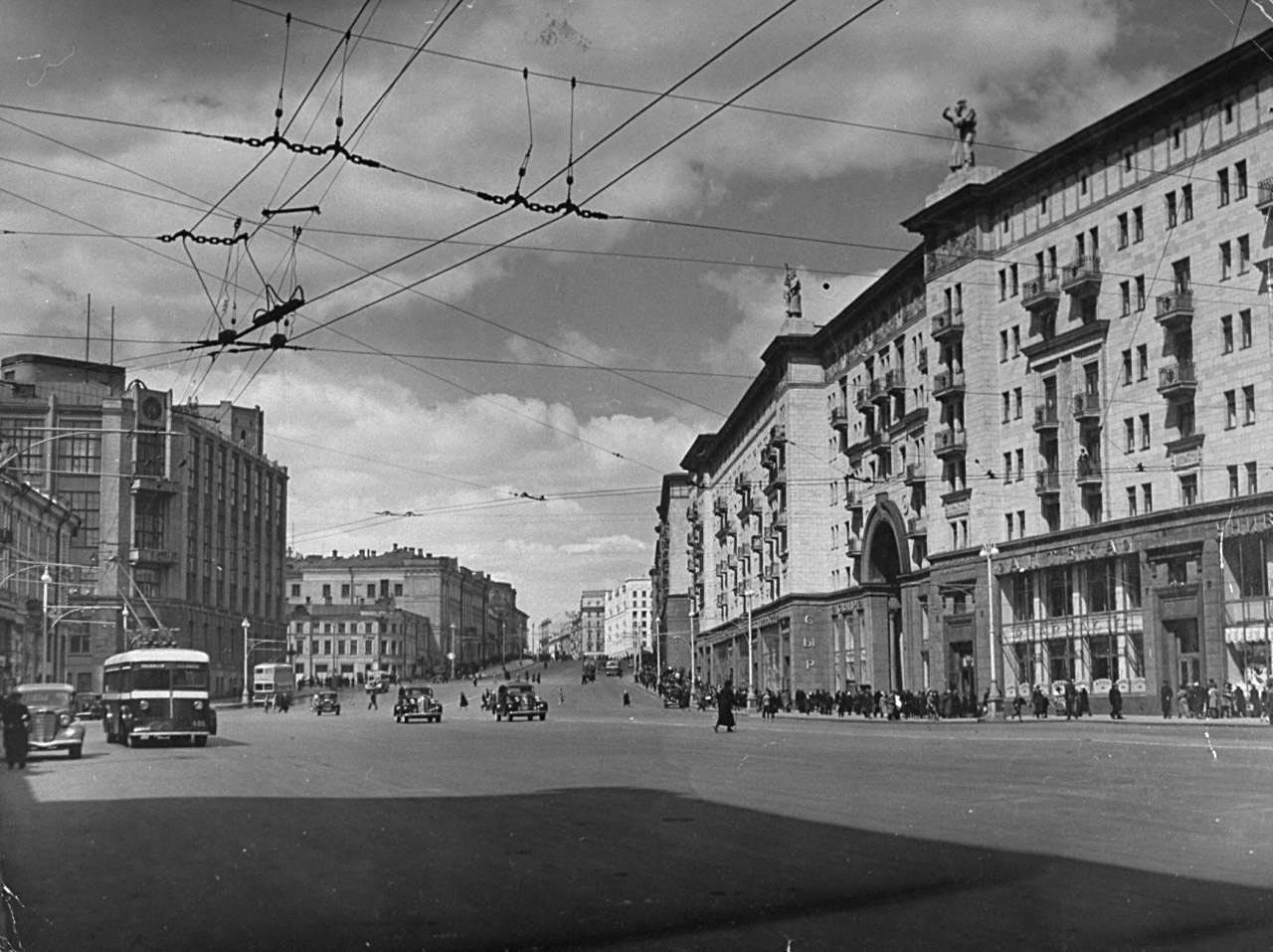 "Фотокор ""LIFE"" в Москве лета 1941-го"