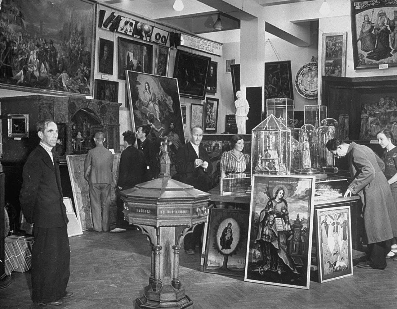 16 Антирелигиозный музей.