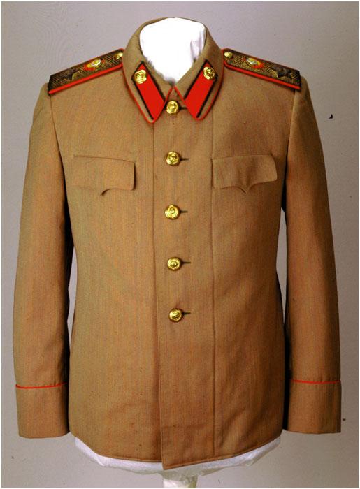 91Китель Маршала Советского Союза, повседневный.