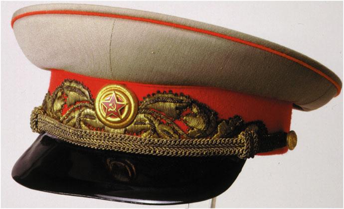 93Фуражка Маршала Советского Союза.
