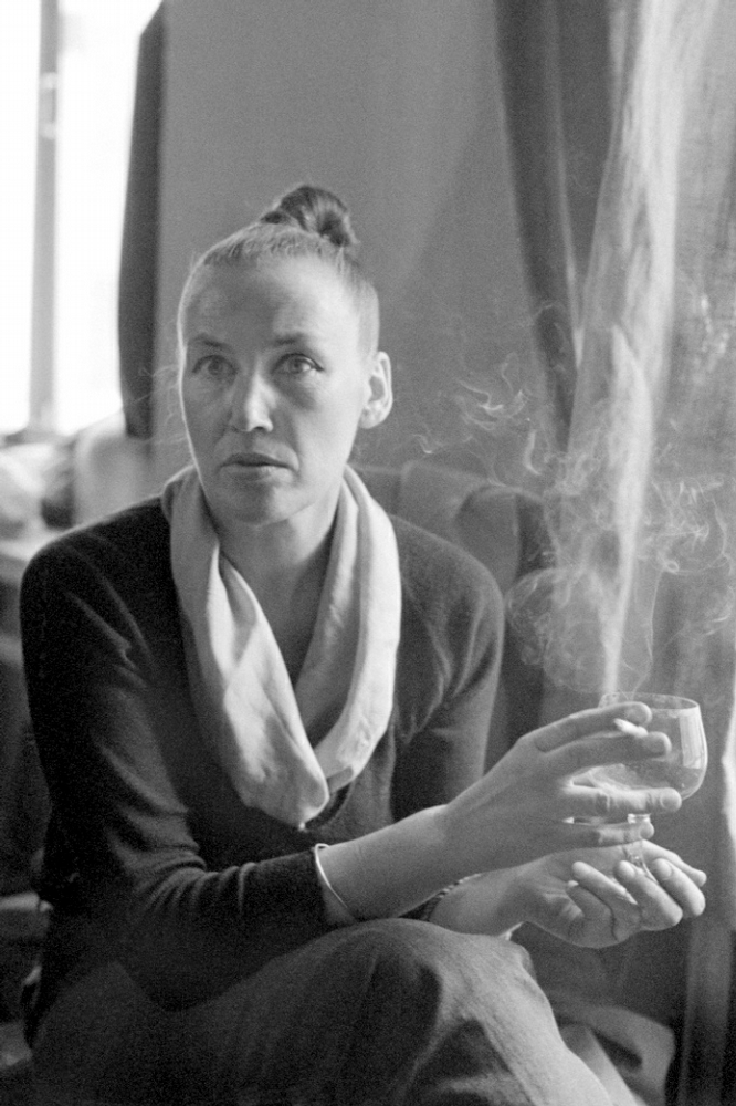 photosbyigorpalminphotos-Artist and designer Lita (Aelita) Lomakina, 1979.