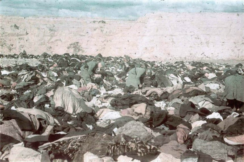Украина в период оккупации babiyar-9