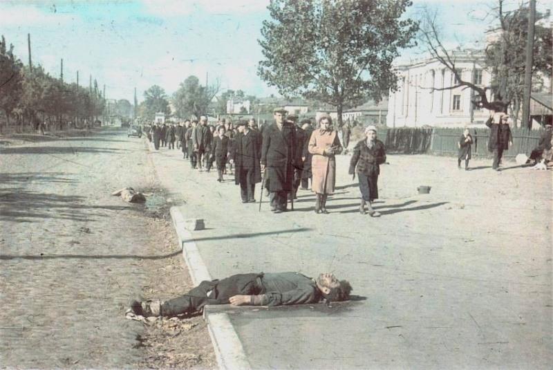 Украина в период оккупации babiyar-12