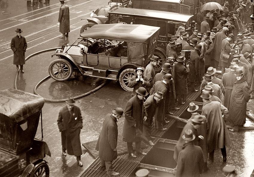 США начала XX-го века