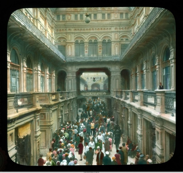 Moscow.-GUM-Department-Store-interior-view-1931.3834-640x606