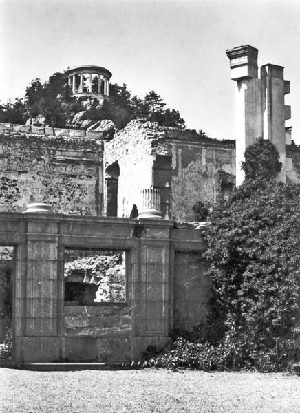 281Орианда. Развалины дворца