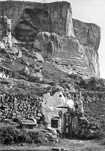 305Скит св. Анастасии, близ Бахчисарая