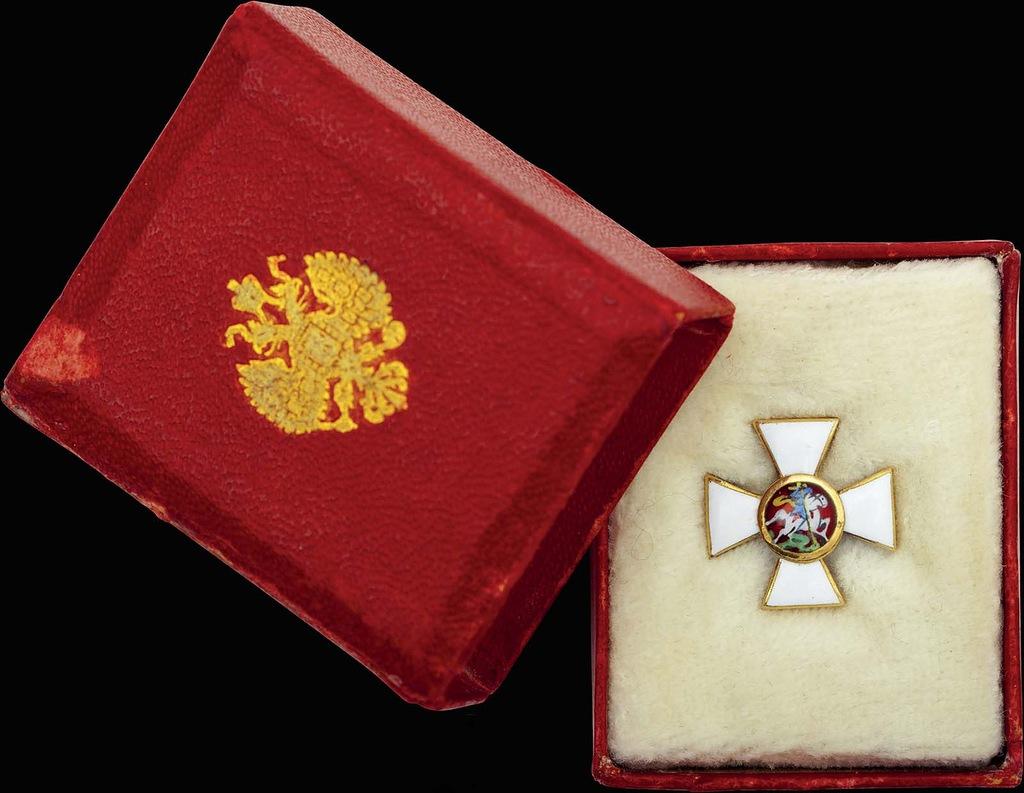 0_99b3c_d05c35d5_XXL Знак военного ордена Святого великомученика и Победоносца Георгия на оружие