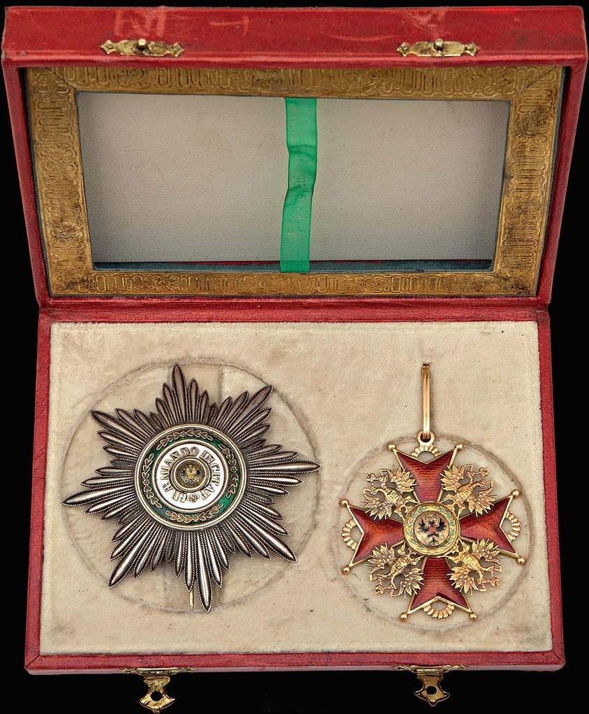 0_99b46_be076c2c_XXL Звезда и знак ордена ордена Святого Станислава I степени для нехристиан