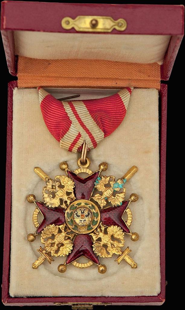 0_99b52_fd107136_XXLЗнак ордена Святого Станислава III степени для нехристиан с мечами