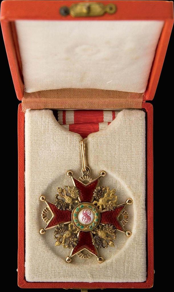 0_99b54_7ff8404d_XXLЗнак ордена Святого Станислава III степени