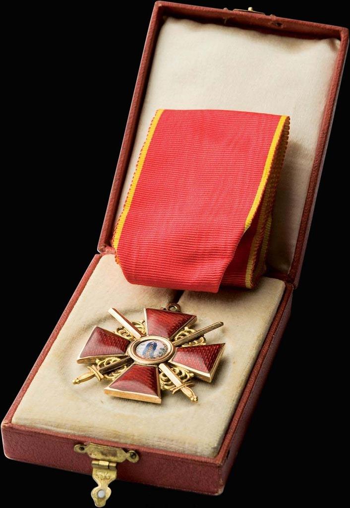 0_99b67_12ed3228_XXLЗнак ордена Святой Анны II степени с мечами