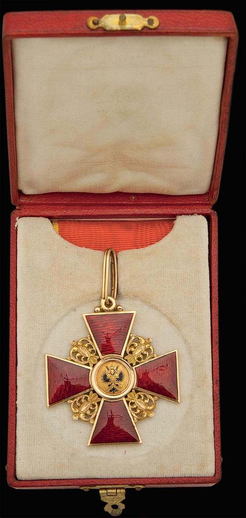 0_99b73_dd0f8b4e_XXLЗнак ордена Святой Анны II степени для нехристиан