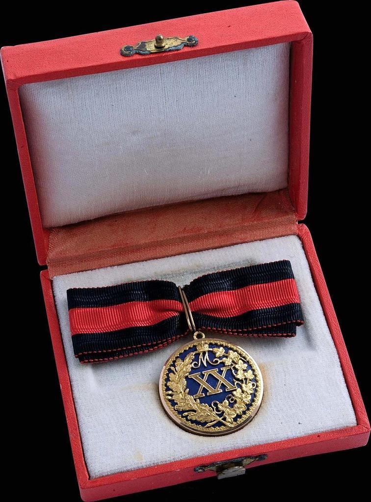 0_99b81_a900922a_XXLЗнак отличия за 20 лет беспорочной службы в Ведомстве Императрицы Марии II степени