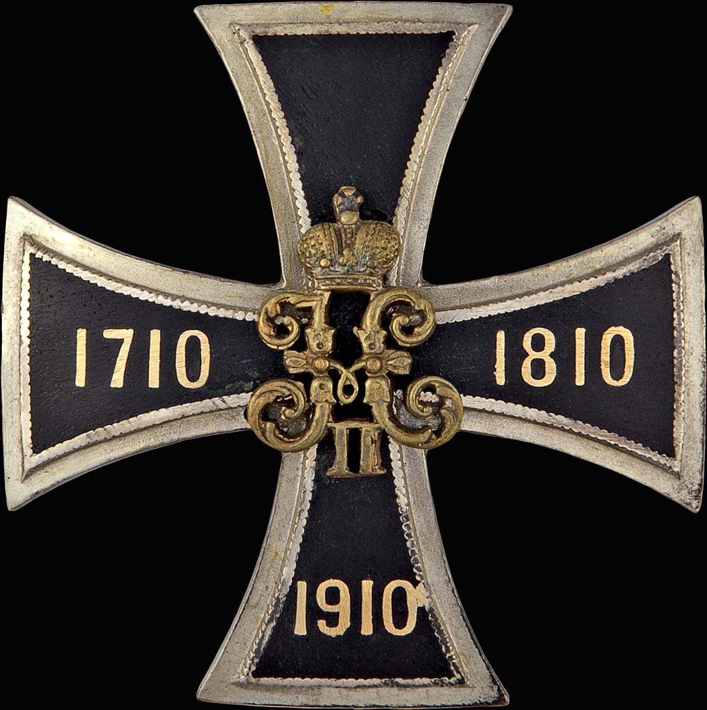 Полковые знаки Российской Империи