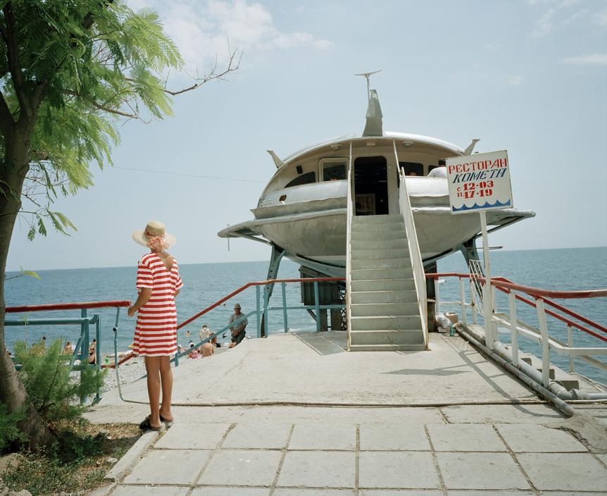 1541495_Ресторан на ялтинской набережной.