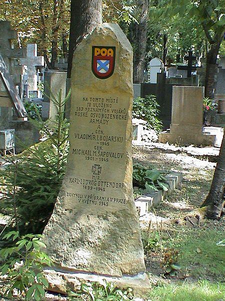 450px-Olšanské_hřbitovy,_Ruská_osvobozenecká_armáda
