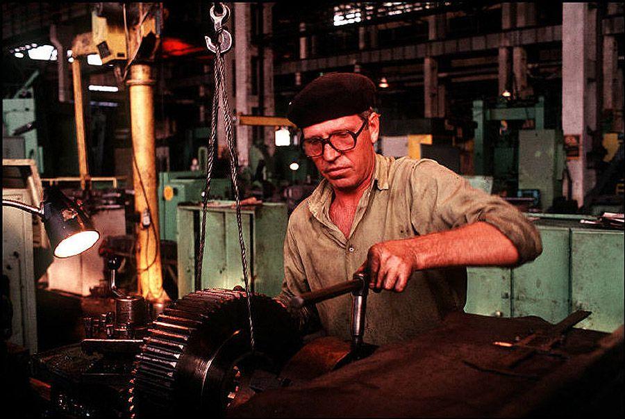 UAof80s04Донецкий завод. 1988 год.