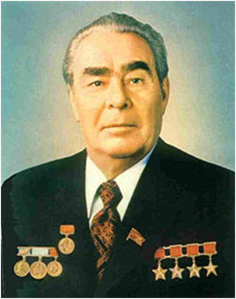 Ровно 33 года назад умер Брежнев. Уходила эпоха... (Дневник Генсека)