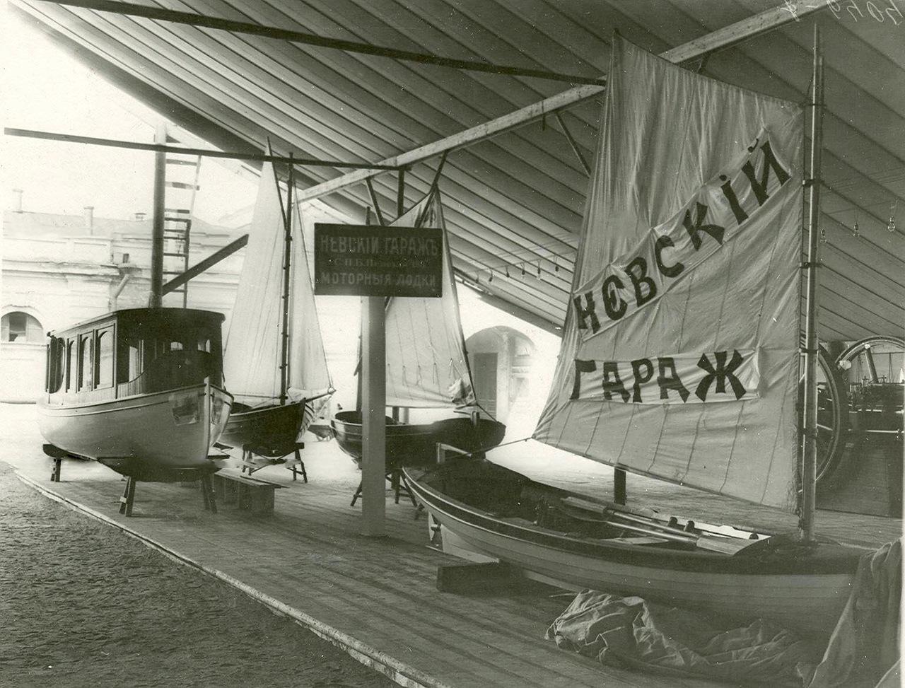 0_a93ee_3053a0fc_XXXLМоторные лодки товарищества «Невский гараж»