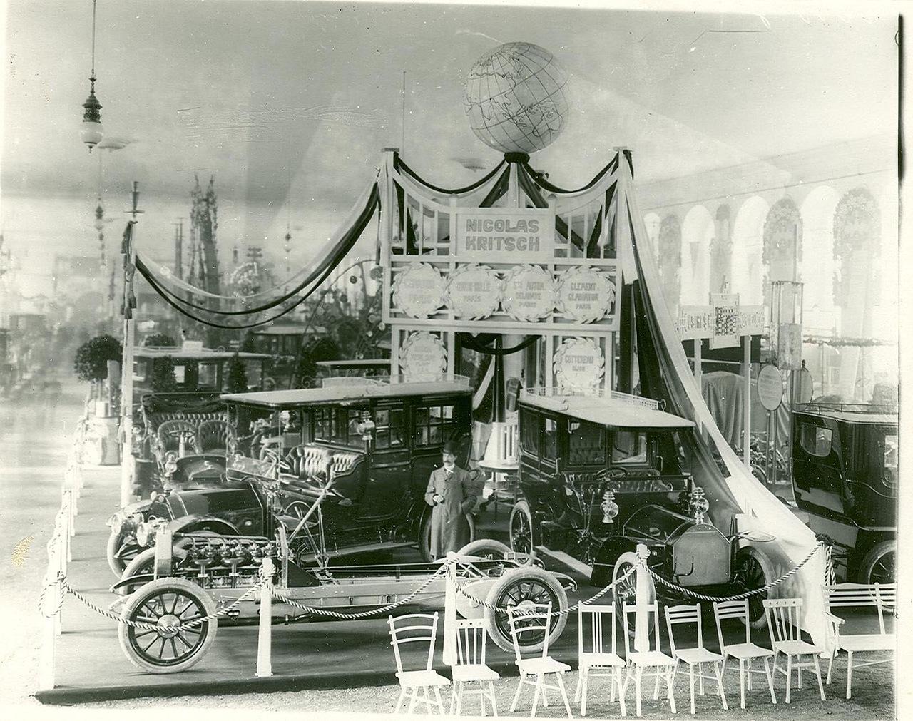 0_a9400_9ebdf338_XXXLПродукция фирмы Н.Крих (сидения для автомашин) - экспонаты выставки.