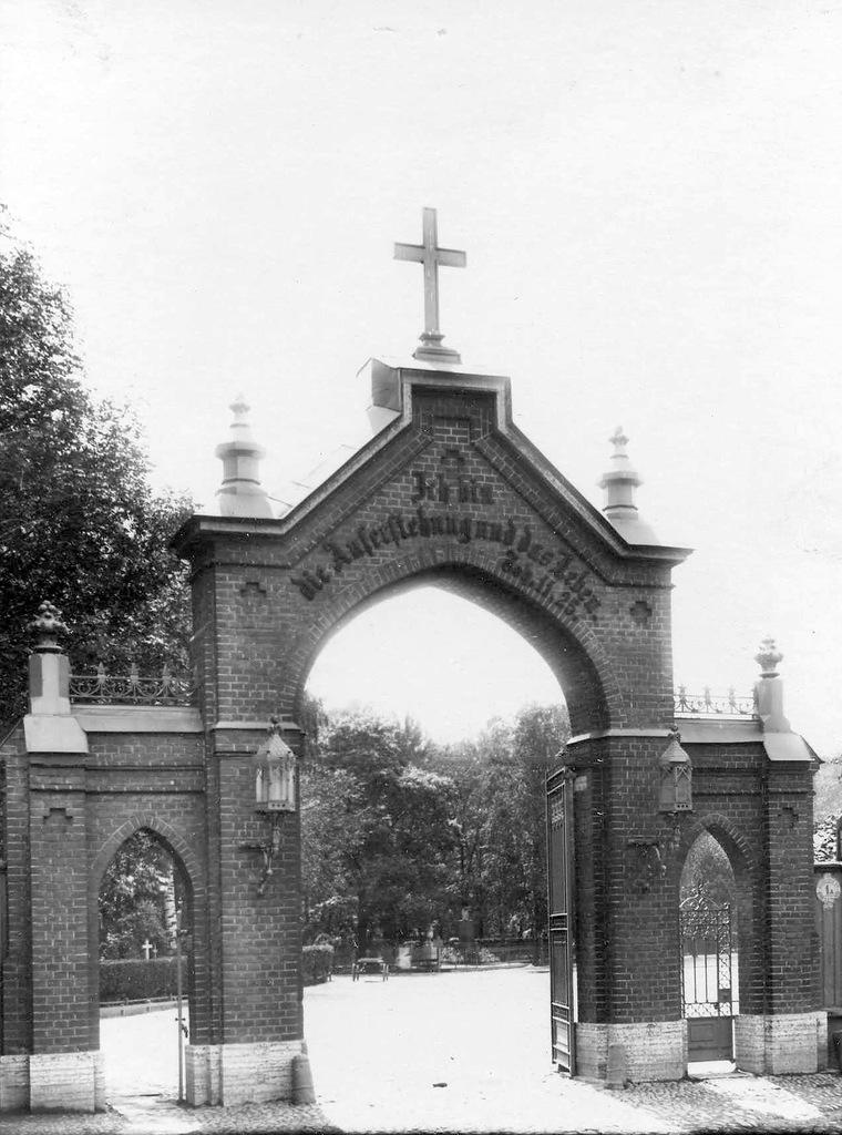 Кладбища Петербурга