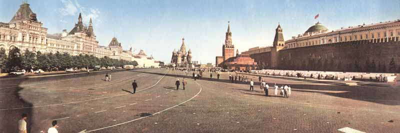 Moscow60-panorama-13Красная площадь.