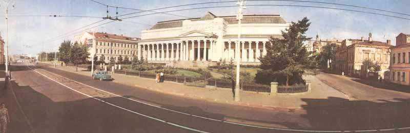 Moscow60-panorama-17Государственный музей изобразительных искусств им А.С.Пушкина.