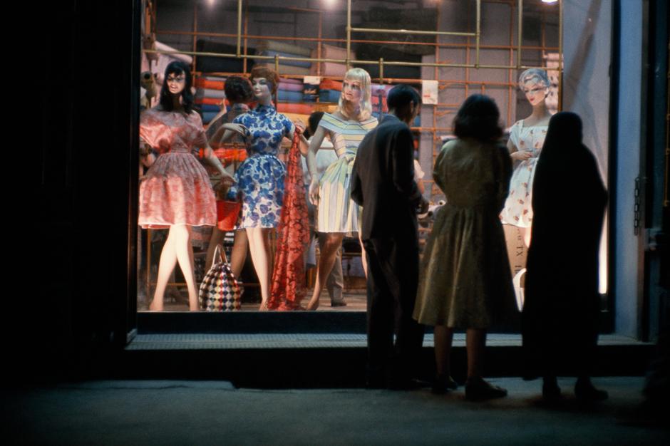 preview_042763b8977dc58fa53e28a946102b61Витрина магазина в Тегеране, 1961 год