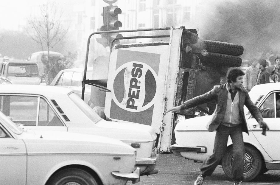 preview_4b6c16b863c2b74087a42bd61fbc6e19Погромы в центре Тегерана, 27 декабря 1978 года