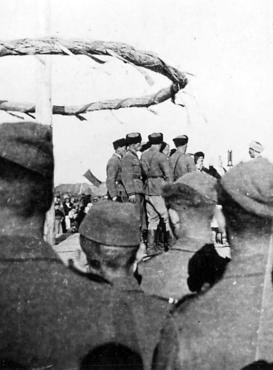 297Казацкий хор - 1 мая на Кубани